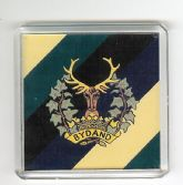 GORDON HIGHLANDERS FRIDGE MAGNET